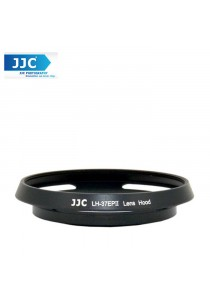 JJC LH-37EPII Black Metal Lens Hood for Olympus M.Zuiko Digital ED 14-42mm f/3.5-5.6 EZ Camera Lens ( 58mm )