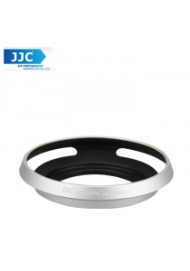 JJC LH-37EPII Silver Metal Lens Hood for Olympus M.Zuiko Digital ED 14-42mm f/3.5-5.6 EZ Camera Lens ( 58mm )