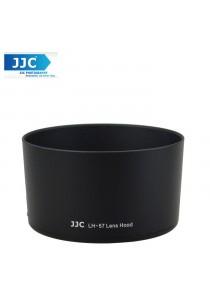 JJC LH-57 Lens Hood for Nikon AF-S NIKKOR 55-300mm f/4.5-5.6G ED VR Zoom Lens Camera ( HB-57 )