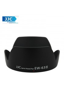JJC LH-63ii Lens Hood for Canon EF 28-105mm f/4.0-5.6 USM 28 F1.8 Camera Lens ( EW-63II )