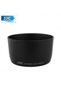 JJC LH-65III Replacement Lens Hood Shade for Canon EF 85mm F1.8 , 100mm F2 ,135mm F2.8 (ET-65III)