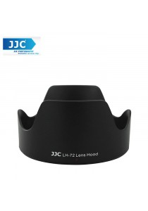 JJC LH-72 Lens Hood for Canon EF 35mm 2.0 IS USM Camera Lens (EW-72)