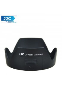 JJC LH-73BII Replacement Lens Hood for CANON 18-135mm IS STM , 17-85 Lens (EW-73B) CPL Design