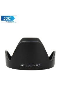 JJC LH-78D Replaement Lens Hood for CANON 18-200mm, 28-200mm Lens (EW-78D)