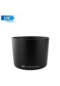 JJC LH-78II Replacement Lens Hood For Canon EF 135mm F2 L USM 180mm F3.5 Lens (ET-78II)