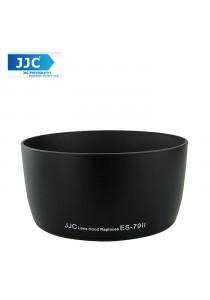 JJC LH-79ii Lens Hood for Canon EF 85mm f/1.2L II USM Camera Lens ( ES-79II )