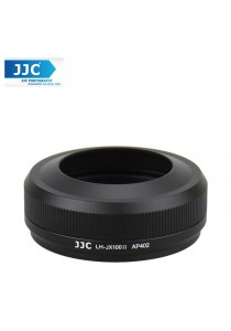 JJC LH-JX100II Lens Hood for Fuji Fujifilm X100T X100S x100 (Black)