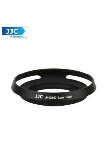 JJC LH-S1650 (Black) Metal Lens Hood 40.5mm for Sony 16-50mm E-Mount Nikon 1 10mm f2.8 Lens