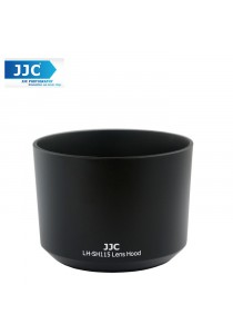 JJC LH-SH115 Replacement Lens Hood for SONY E 55-210mm f4.5-6.3 E-Mount Lens (ALC-SH115)