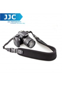 JJC NS-Q1 Neoprene Neck Strap with Quick Release Clip for DSLR Camera