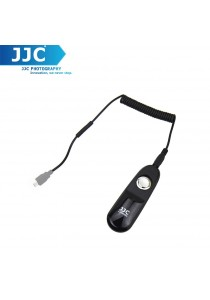 JJC S-C2 S Controller Sutter Release Cable Wired for Canon 70D 60D 650D 700D 1100D G15 Cameras