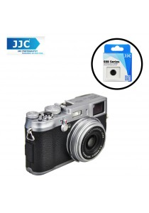 JJC SRB-C11BK Black Metal Soft Release Button Finger Touch for Sony Leica Fujifilm X10 X20 X30 X100T X100