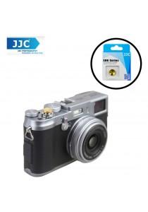 JJC SRB-C11DGD Gold Dark Goldenrod Metal Soft Release Button Finger Touch for Sony Leica Fujifilm X10 X20 X30 X100T