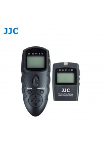 JJC WT-868 Universal Wireless HDR Timer Remote Control for Camera Sony , Canon, Nikon etc (100 Meter)