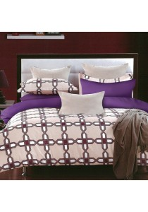 Essina 100% Cotton Areni Collection 500TC Fitted Bed sheet set JEWEL - Queen