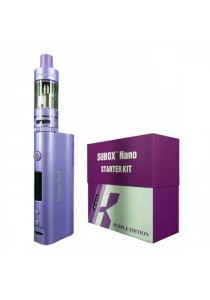 Kangertech Subox Nano 50W Starter Kit - Purple Edition