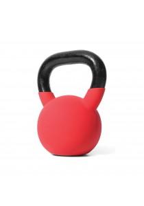 Fitness Gym Workout Neoprene 16KG Kettlebell (Random Colours)