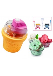 Alpha Living DIY Nice Ice Cream Machine Home Electric Ice cream Maker (KEA0140)