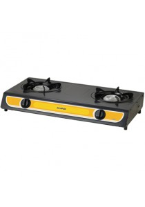 KHIND GC6010 2 Burner Gas Stove