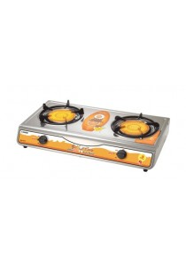 KHIND GC-S1515 2 Burner Gas Stove (Infrared)