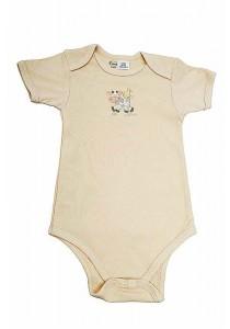 OWEN Baby Bodysuit - UNISEX - PLAIN