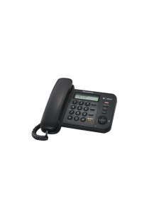 PANASONIC KX-TS580MLB Line Phone (Black)