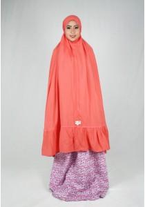 Kadza By Indrianna KZ-Cotton Series KZ-0050 (Orange)