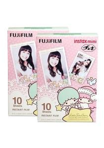 Fujifilm Instax Mini Instant Film (Kikilala) 20 Pcs