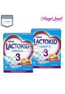 2 Units Nestle Lactokid 3 Comfortis Milk (1-3years) 1.3kg