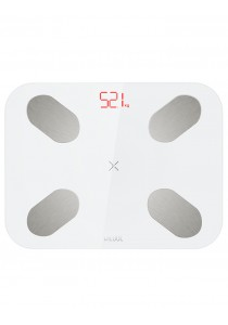 PICOOC S1 PRO Intelligent Electronic Body Weight Scale Machine Bluetooth with Apps (White)