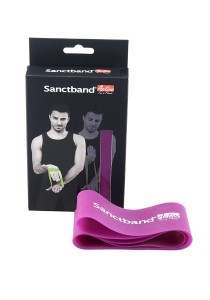 Sanctband Active Mini Loop Band Purple (Heavy)
