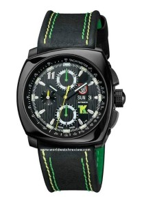 Luminnox LM1188 Tony Kanaan Black Men's Watch Limited Edition