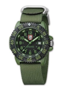 Luminox LM3042 OD Military Men's Watch