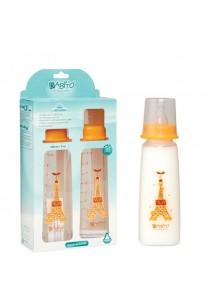 Babito Baby Feeding Bottle 9oz/260ml 2 in 1 Set