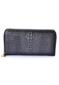 LENO Tadeas Zip Wallet Red (LW01376)