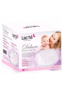 Lacte Deluxe Disposable Breastpad