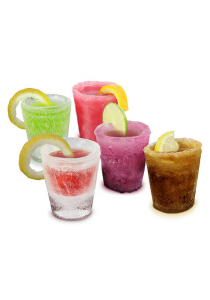 Ice Mould Glass Shape, Thumbs Up, Ice Shot Glass (12/pack)