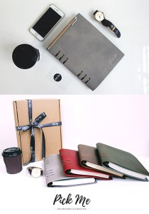 Leather A5 Planner (4 Colors)