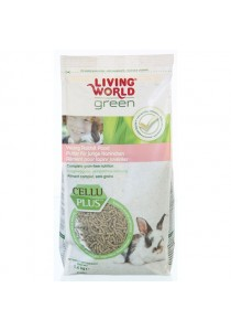 Living World Green - Young Rabbit Food - 1.4 kg