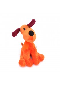 Pocoyo Cartoon Character - Loula (Brown Dog) 14cm Plush Toy