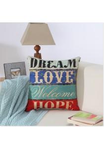 Pillow Case, 45cm x 45cm (Love)