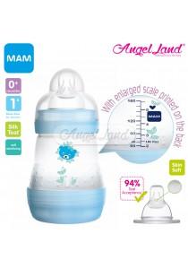 MAM Easy Start Anti-Colic Bottle 160ml-Single (Blue Bear)