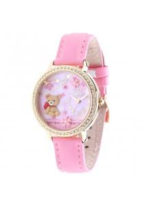 Korea Mini Watch MN2000 (Pink)