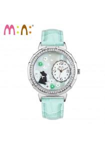 Korea Mini Watch MN2018 Green
