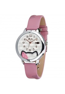 Korea Mini Watch MN2019 Pink