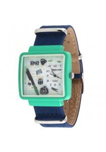 Korea Mini Watch MN937 (Blue)