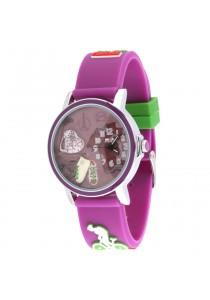 Korea Mini Watch MN959 (Purple)