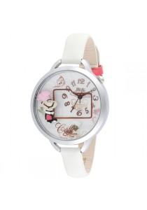 Korea Mini Watch MN986 (White)