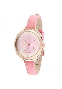 Korea Mini Watch MN989 (Pink)