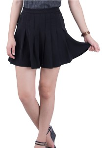 Chiffon Knitted Skirt